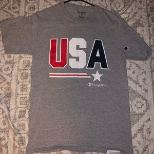 Champion 'USA' T-Shirt